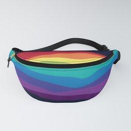 Color Flow Fanny Pack