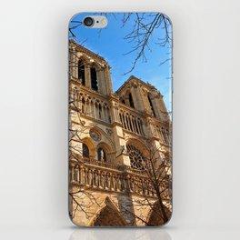 Notre Dame iPhone Skin