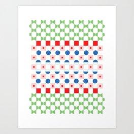 RGB Poster Art Print