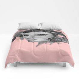 THE INDIAN WOMAN  / ORIGINAL DANISH DESIGN bykazandholly  Comforters