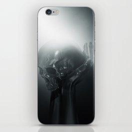 CREATOR & DESTROYER iPhone Skin