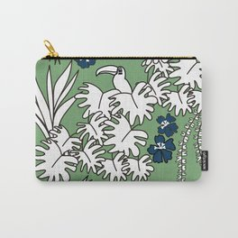 Wellcome to the jungle C1D1 Carry-All Pouch