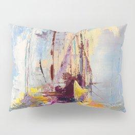 Illusive boats Pillow Sham