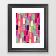 Square Mica Framed Art Print