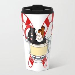 Pug Nog Travel Mug