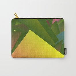 Dancing in the Garden Abstract 1 Carry-All Pouch