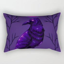 Rise of the Raven Rectangular Pillow