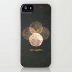 Full Moon Slim Case iPhone (5, 5s)