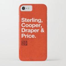 Mad Men   Sterling, Cooper, Draper & Price Slim Case iPhone 7