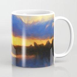 Big Cypress Sunrise Coffee Mug