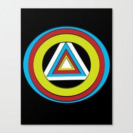 Jawbreaker  Canvas Print