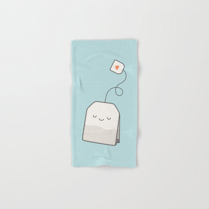 Tea time Hand & Bath Towel