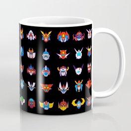 071b 70s Robots color Coffee Mug