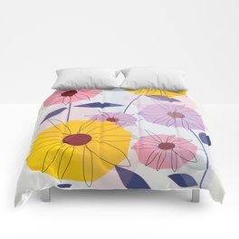 Summer Garden #society6 #decor #buyart Comforters