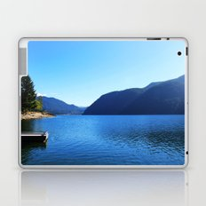 Landscape photo, Olympic National Park in Seattle Laptop & iPad Skin