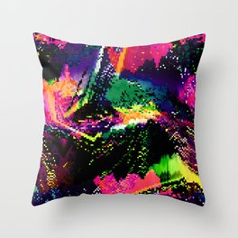 MGC ON Throw Pillow