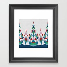 Modern Day #4 Framed Art Print