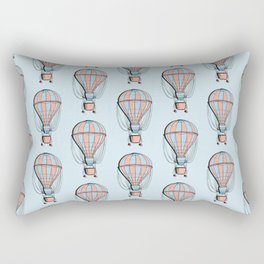 Air balloon Rectangular Pillow