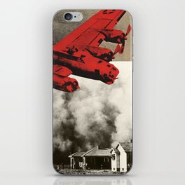 DUST iPhone Skin