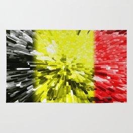 Flag of Belgium Rug