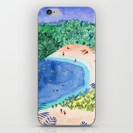 French Paradise iPhone Skin