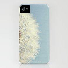 Make a wish  Slim Case iPhone (4, 4s)