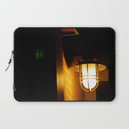Yellow streetlight Laptop Sleeve