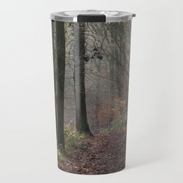 Misty Forest Walk Travel Mug