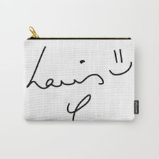 Louis Tomlinson - One Direction Carry-All Pouch