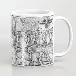 I Come in Peace Coffee Mug