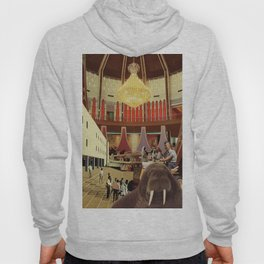 On Campus Accommodation Hoody
