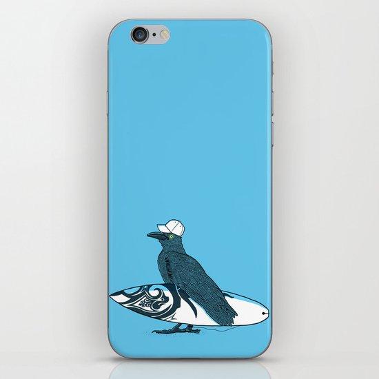 Birdwatch iPhone & iPod Skin