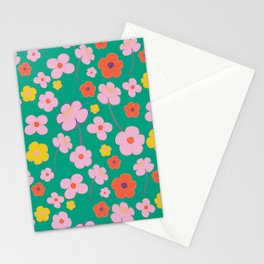 A Field of Daisies Stationery Cards