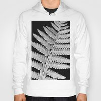 fern Hoodies featuring Fern by Brian Raggatt