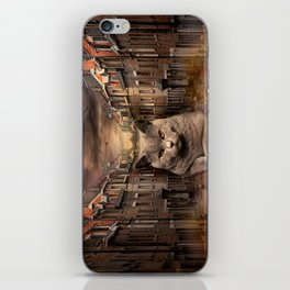 The City Cat Diesel iPhone Skin