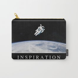 Inspiration: Inspirational Quote and Motivational Poster Carry-All Pouch