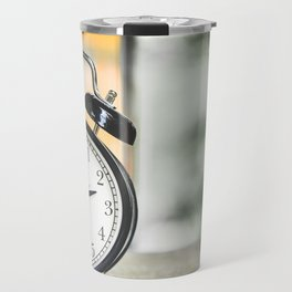 Alarm Clock Travel Mug