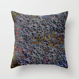 NIGHTSHIFT Throw Pillow