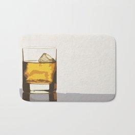 Old Scotch Whiskey Bath Mat