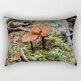 Little Worlds Inside our World Rectangular Pillow