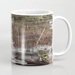 Brooklyn map vintage Coffee Mug