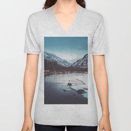 Ebb and Flow Unisex V-Neck
