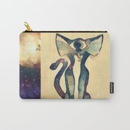 Cosmic Kitty Carry-All Pouch