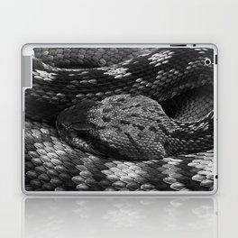 Diamondback Rattlesnake Laptop & iPad Skin