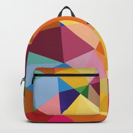 Creative Geometry Backpack