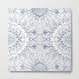 Blueflower Metal Print