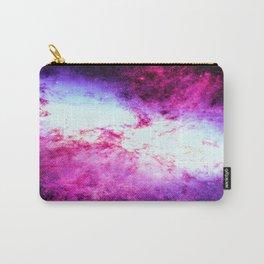 Galaxy Messier 82 Fuchsia Purple Carry-All Pouch