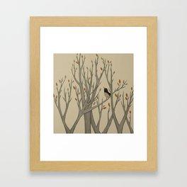 Magic Forest Framed Art Print