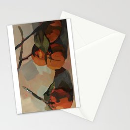 Lucky Tangerines Stationery Cards