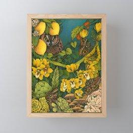 Aureate Framed Mini Art Print